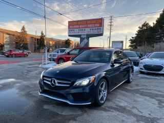 Used 2017 Mercedes-Benz C-Class C 300 for sale in Toronto, ON