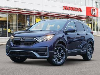 New 2021 Honda CR-V EX-L for sale in Vancouver, BC