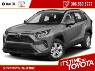 New 2021 Toyota RAV4 XLE for sale in Regina, SK