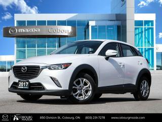 Used 2017 Mazda CX-3 GS for sale in Cobourg, ON