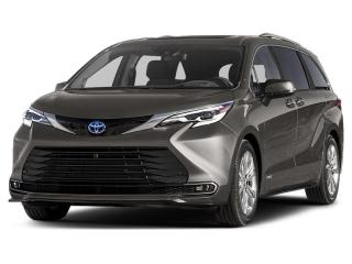 New 2021 Toyota Sienna XSE 7-Passenger for sale in Hamilton, ON