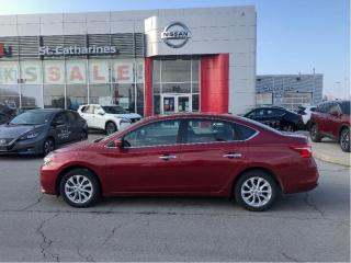 Used 2017 Nissan Sentra 1.8 SV for sale in St. Catharines, ON