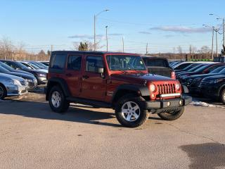 Used 2014 Jeep Wrangler SPORT for sale in Oakville, ON