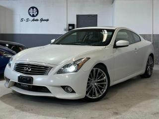 Used 2012 Infiniti G37 S AWD COUPE|BACK UP|ENKEI|BOSE|ACCIDENT FREE| for sale in Oakville, ON
