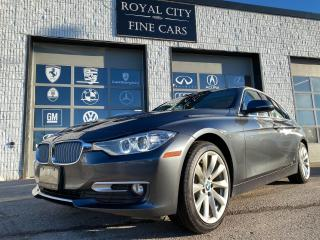 Used 2014 BMW 3 Series 320i xDrive Premium // Navigation // Sunroof for sale in Guelph, ON