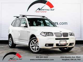 Used 2007 BMW X3 3.0si/M-Sport/Heated Leather/Wood Trim for sale in Vaughan, ON