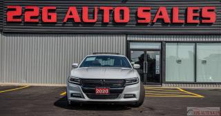 Used 2020 Dodge Charger SXT PLUS AWD|ACCIDENT FREE|BACKUP AM|LEATHER|SUNRO for sale in Brampton, ON