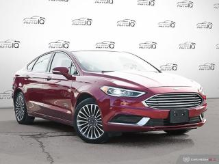 Used 2018 Ford Fusion Energi SE Luxury Energi | Navigation | SunRoof!! for sale in Oakville, ON