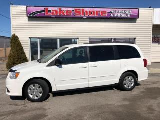 Used 2012 Dodge Grand Caravan SE/SXT SXT LOCAL TRADE for sale in Tilbury, ON