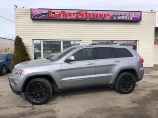 Used 2015 Jeep Grand Cherokee Laredo BLUETOOTH for sale in Tilbury, ON