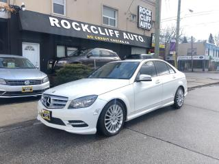 Used 2011 Mercedes-Benz C-Class 4dr Sdn C 250 4MATIC for sale in Scarborough, ON