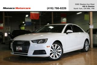 Used 2017 Audi A4 KOMFORT - SUNROOF|PARKING AID|HEATED SEATS for sale in North York, ON