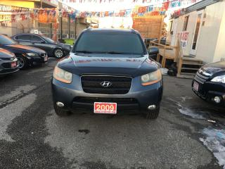 Used 2009 Hyundai Santa Fe GL for sale in Etobicoke, ON