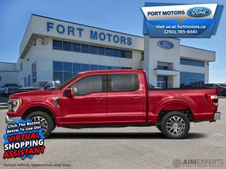 New 2021 Ford F-150 Lariat  - Leather Seats - $531 B/W for sale in Fort St John, BC