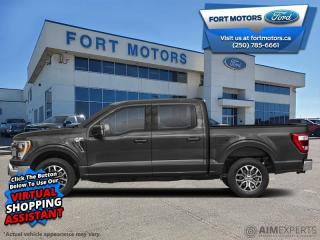 New 2021 Ford F-150 Lariat  - $454 B/W for sale in Fort St John, BC