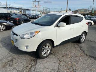 Used 2010 Hyundai Tucson GLS for sale in Vancouver, BC