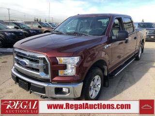 Used 2017 Ford F-150 XLT 4D SUPERCREW 4WD for sale in Calgary, AB