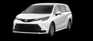 New 2021 Toyota Sienna Sienna LE 8-Pass for sale in Pickering, ON