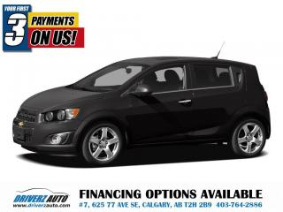 Used 2012 Chevrolet Sonic LS for sale in Calgary, AB
