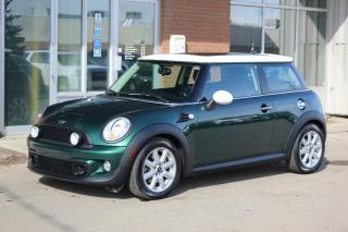 Used 2013 MINI Cooper Cooper S S - TURBOCHARGED - LEATHER INTERIOR for sale in Saskatoon, SK