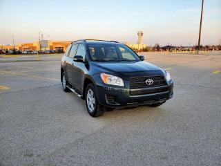 Used 2012 Toyota RAV4 NO ACCIDENT,LOW KMS,SNOW TIRES,SUNROOF,CERTIFIED for sale in Mississauga, ON