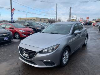 Used 2014 Mazda MAZDA3 GS-SKY for sale in Hamilton, ON