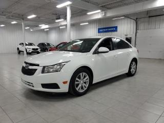 Used 2014 Chevrolet Cruze 1LT for sale in Saint-Eustache, QC