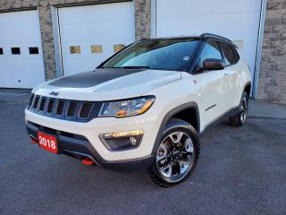 Used 2018 Jeep Compass Trailhawk for sale in Sarnia, ON