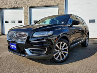 Used 2019 Lincoln Nautilus Select for sale in Sarnia, ON