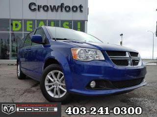 Used 2018 Dodge Grand Caravan PREMIUM PLUS for sale in Calgary, AB