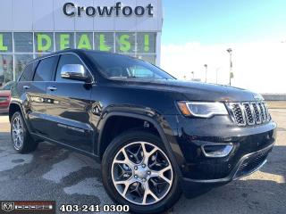 New 2021 Jeep Grand Cherokee Limited for sale in Calgary, AB