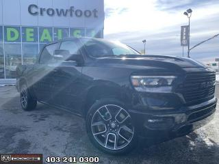 New 2021 RAM 1500 SPORT for sale in Calgary, AB