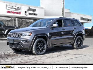 New 2021 Jeep Grand Cherokee ALTITUDE | SUNROOF | HITCH for sale in Simcoe, ON