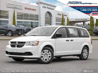 New 2020 Dodge Grand Caravan CANADA VALUE PACKAGE for sale in Surrey, BC