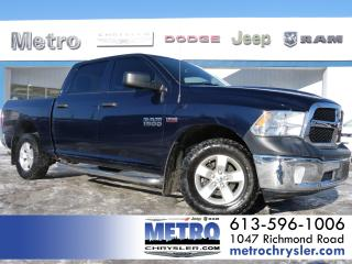 Used 2016 RAM 1500 ST for sale in Ottawa, ON