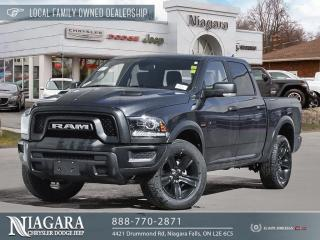 New 2021 RAM 1500 Classic Warlock for sale in Niagara Falls, ON