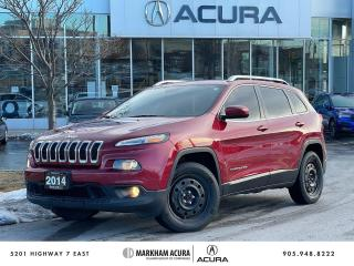 Used 2014 Jeep Cherokee NORTH 4X4 for sale in Markham, ON