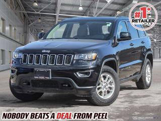 Used 2018 Jeep Grand Cherokee Laredo for sale in Mississauga, ON