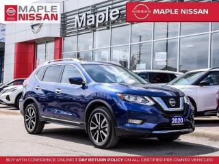 Used 2020 Nissan Rogue SL AWD Propilot Navi Blind Spot Apple Carplay 360 for sale in Maple, ON