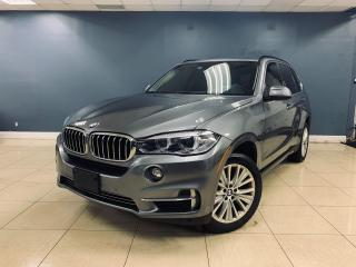 Used 2015 BMW X5 xDrive35i  1 OWNER HUD 360 Camera PANOROOF  Clean for sale in North York, ON