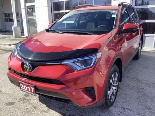 Used 2017 Toyota RAV4 FWD 4dr LE for sale in North Bay, ON