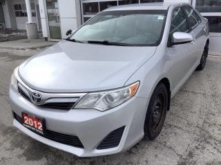Used 2012 Toyota Camry 4dr Sdn I4 Auto LE for sale in North Bay, ON