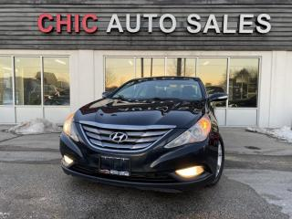 Used 2011 Hyundai Sonata 2.4 Limited | Navi | No-Accident | AS-IS for sale in Richmond Hill, ON