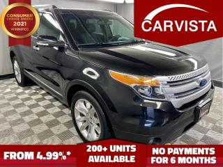 Used 2015 Ford Explorer XLT 4WD - PANO SUNROOF/LOCAL/1 OWNER - for sale in Winnipeg, MB