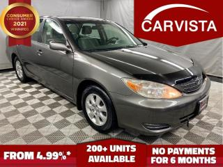 Used 2003 Toyota Camry LE V6 -SAFETIED- for sale in Winnipeg, MB