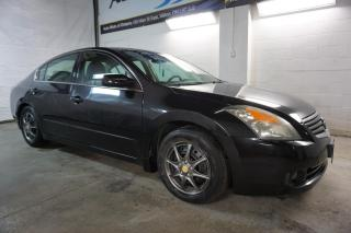 Used 2009 Nissan Altima 2.5S CERTIFIED 2YR WARRANTY *SERVICE RECORDS* CRUISE PUSH START AUX DOOR CODE for sale in Milton, ON
