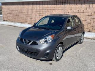Used 2017 Nissan Micra S for sale in Barrie, ON