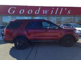 Used 2017 Ford Explorer XLT! SPORT APPEARANCE PKG! BLIND SPOT! NAV! for sale in Aylmer, ON