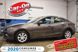 Used 2015 Mazda MAZDA3 AUTOMATIC | PUSH BUTTON START | LOW KMS for sale in Ottawa, ON