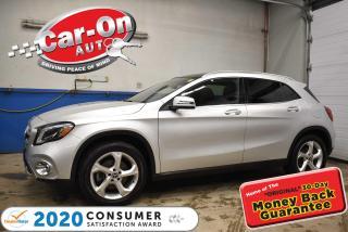 Used 2020 Mercedes-Benz GLA 4MATIC | PANO ROOF | MULTI MEDIA | PREMIUM PKG for sale in Ottawa, ON